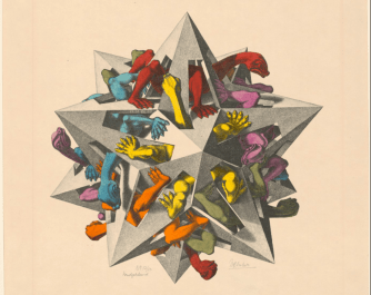 Dozens of M.C. Escher Prints Now Digitized & Put Online