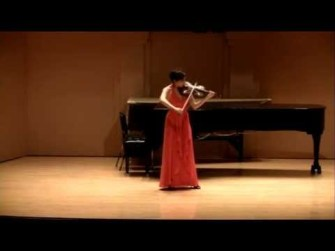 Virtuosity in the Baroque Era: A Performance by Alana Cecile Youssefian