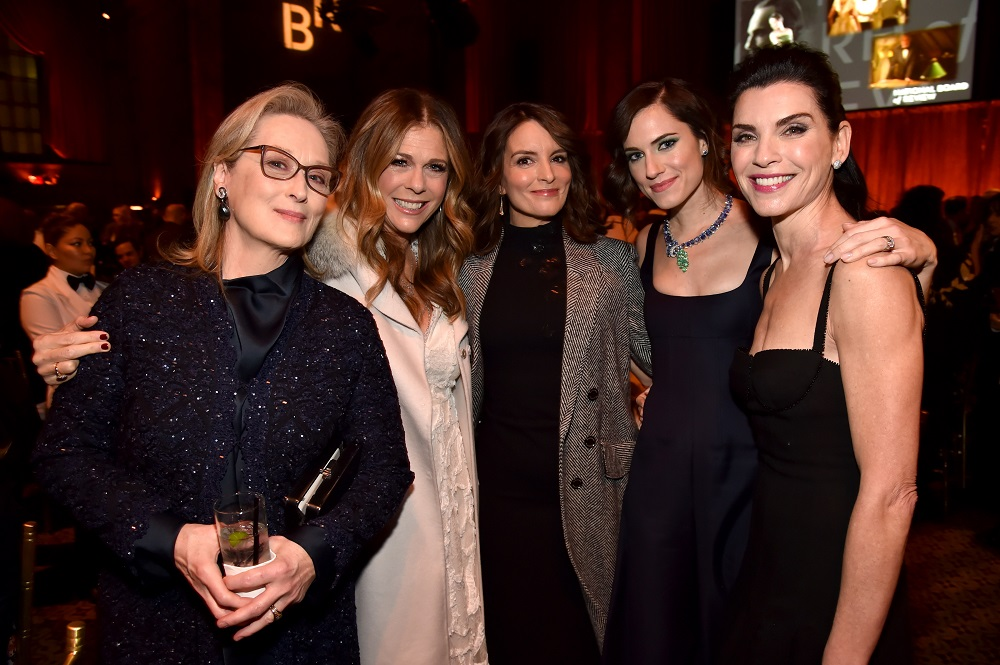 The National Board Of Review Annual Awards Gala – Inside