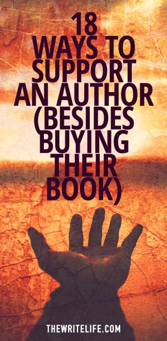 18 Ways to Support an Author (Besides Buying Their Book)