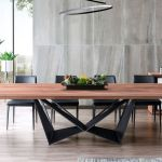 Stunning Solid Wood Dining Table
