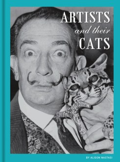 Salvador Dalí Foto: Artists and Their Cats from Chronicle Books, edited by Alison Nastasi