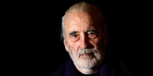 Adiós Drácula, adiós Saruman, adiós Conde Doku; buen viaje, Christopher Lee