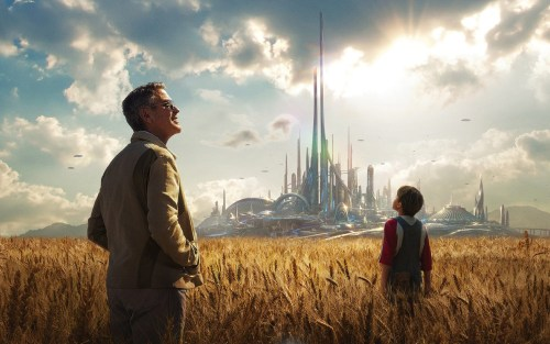 Tomorrowland: un deslucido futuro con el sello optimista Disney