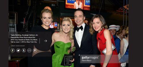 Fashion en los Tony Awards, l@s mejor Vestid@s