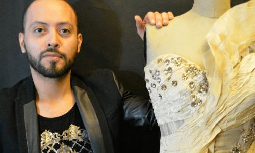 Sinuhé Guzmán: diseño para mujeres, hombres y fashion dolls