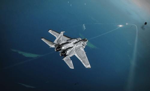 Ya puedes jugar Vector Thrust con más de 260 naves aéreas