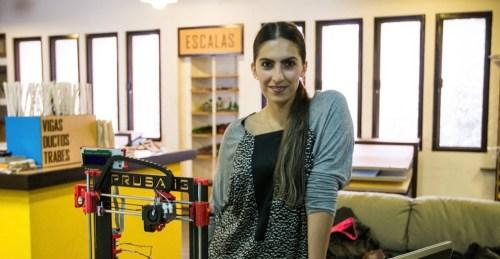 Alejandra Díaz de León: hacedora, arquitecta y pionera
