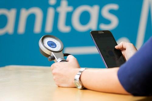 Aplicaciones para el cuidado de la salud