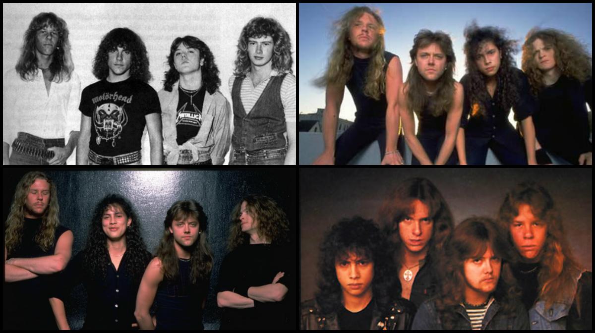 Metallica nace un día como hoy hace 34 años