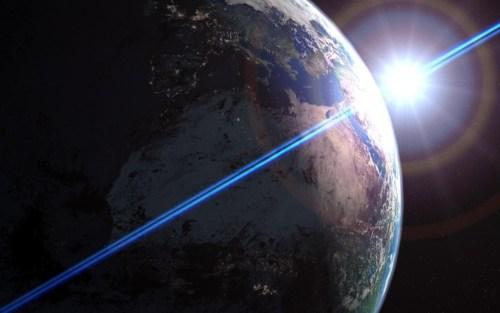 Basura espacial chocará contra la Tierra