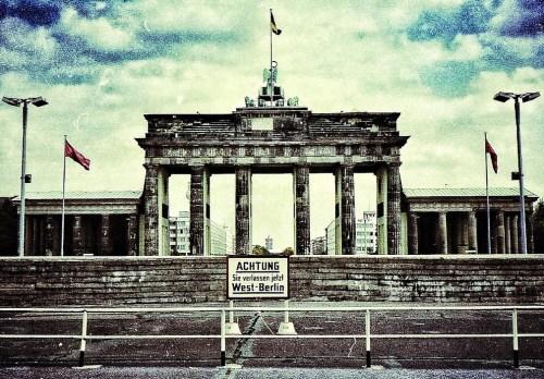 Muro de Berlín: vivir del otro lado y aprender la lección