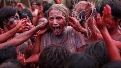 """Green Inferno"", el pequeño tributo a  ""Holocausto Caníbal"""