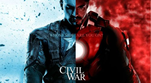 Capitán América: Civil War, primer tráiler