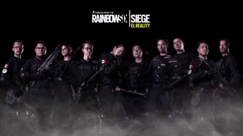 Rainbow Six Siege: mira el primer capítulo del reality mexicano