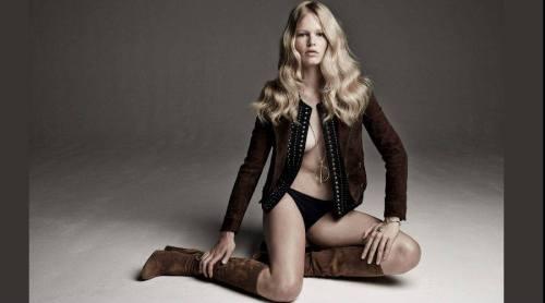 Anna Ewers: Modelo 2015