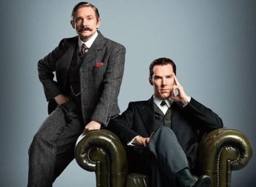 The Abominable Bride, Sherlock: enero 1 de 2016