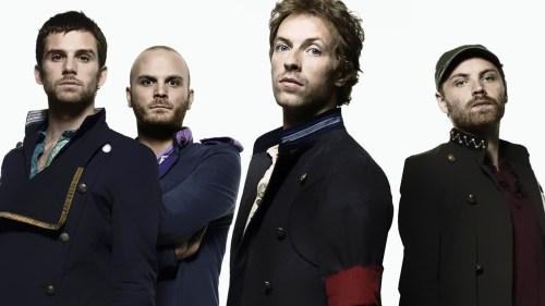 Coldplay pide a los fan nutrir el setlist de su nueva gira