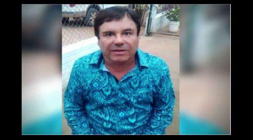 """Ponen a la venta camisas como las que usó """"El Chapo"""""""