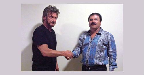 "Video: Sean Penn entrevistó al ""Chapo"" Guzmán para la revista Rolling Stone"