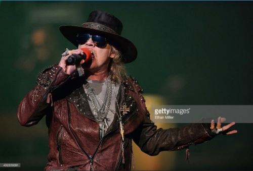 Guns N' Roses en México: 19 de abril