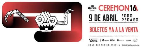 Disclosure, Nas y Titán, headliners del Festival Ceremonia 2016