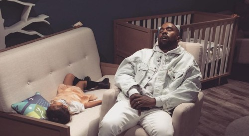 Kanye dormido rompe el internet |Memeando