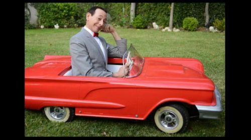 Pee-Wee Herman está de regreso
