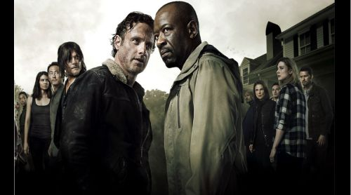 The Walking Dead: liberan 4 minutos del capítulo de estreno