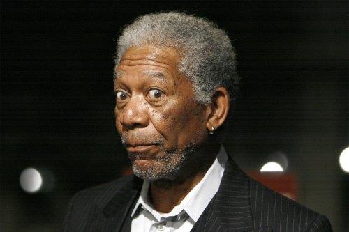 Morgan Freeman sorprende recitando una canción de Justin Bieber