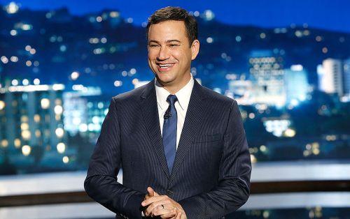 Jimmy Kimmel será el presentador de los premios Emmy 2016