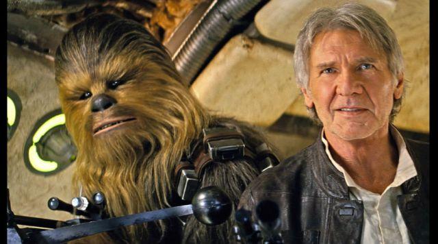 Video: Harrison Ford habla sobre la muerte de Han Solo