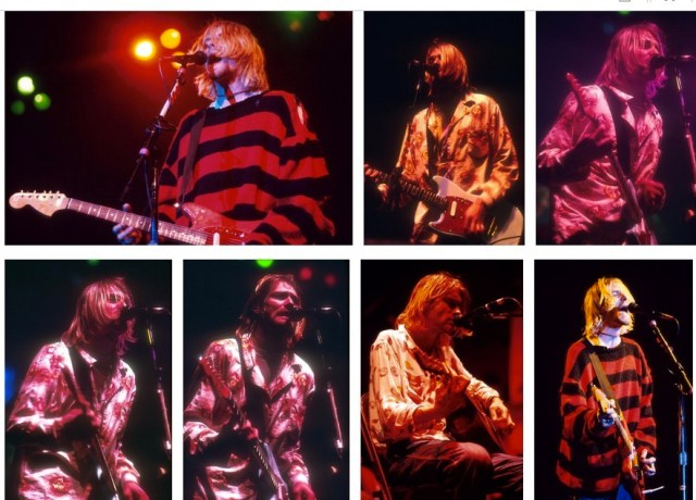 Kurt Kobain, 22 años 22 fotos