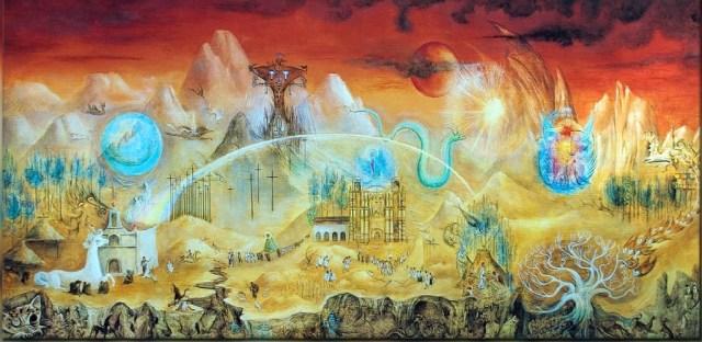 Leonora+Carrinton+el+mundo+magico+de+los+mayas