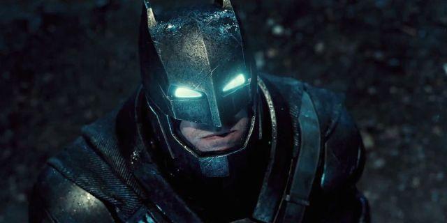 Ben Affleck dirigirá nueva película en solitario de Batman