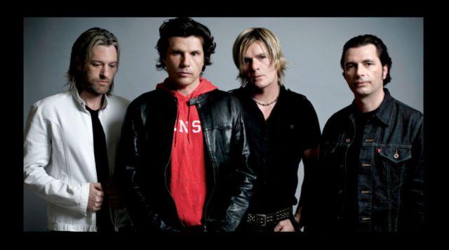 The Cult: teloneros de Guns N' Roses en México