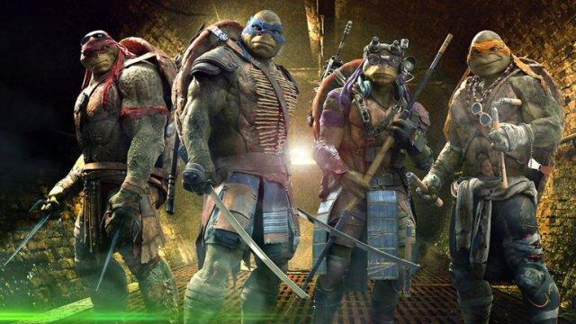 Tortugas Ninja 2: fuera de las sombras, dentro del mercado