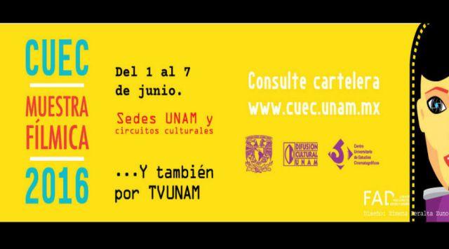 Arranca Muestra Fílmica del CUEC en la Cineteca Nacional