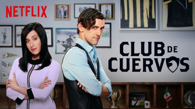 """Segunda temporada de """"Club de Cuervos"""" llegaría en noviembre de 2016"""