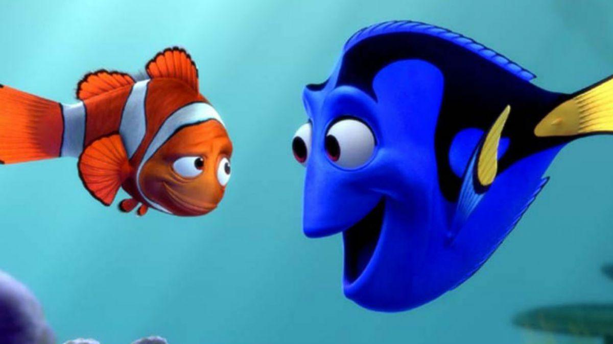Buscando a Dory: lo que está debajo del mar