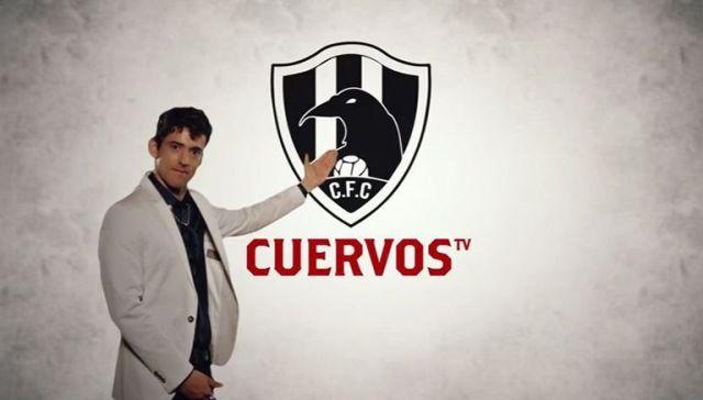 Club de Cuervos presenta Cuervos TV