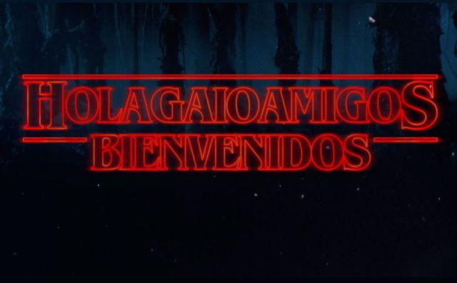 Stranger Things: crea tu propio mensaje con la tipografía de la serie