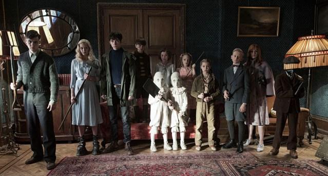 Miss Peregrine y los niños peculiares: otra mezcla ya no tan rara