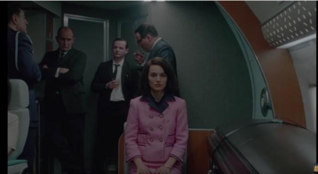 "Natalie Portman en ""Jackie"", el tráiler"
