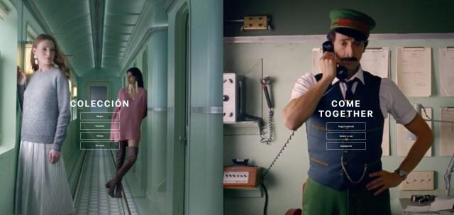Wes Anderson para H&M | El corto de Navidad