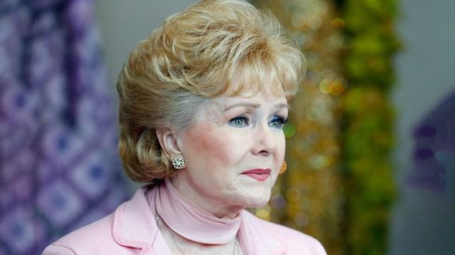 Muere la actriz Debbie Reynolds a los 84 años de edad