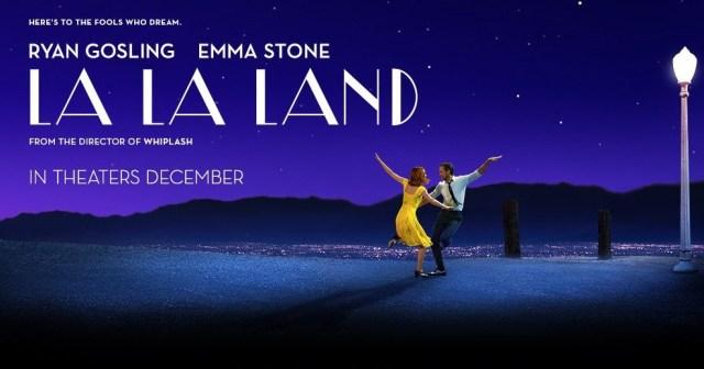 La La Land adelanta su estreno en salas de cine de México