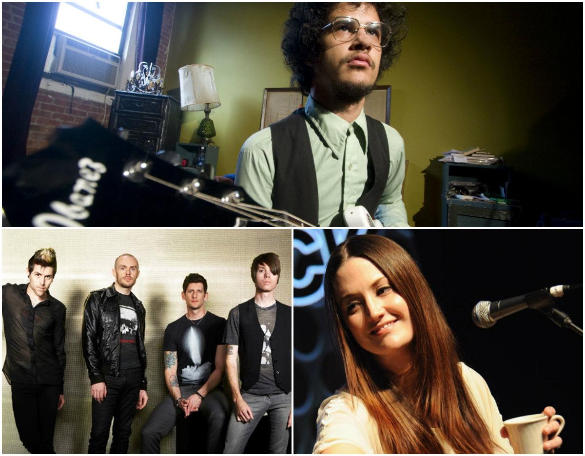 Ponle play: discos nuevos de AFI, Omar Rodriguez Lopez y Natalie Hembry