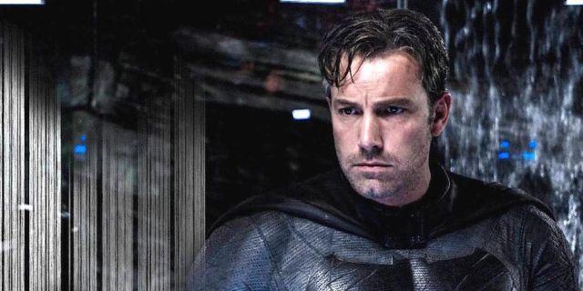 Ben Affleck ya no dirigirá la próxima película de Batman
