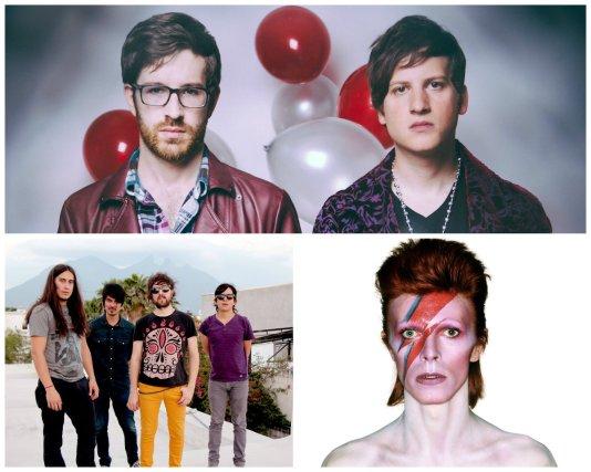 Ponle play: nuevos discos de Capo, David Bowie y Great Good Fine Ok